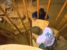 Bob Vila S Home Design Download How To Build A Winding Staircase Bob Vila Youtube