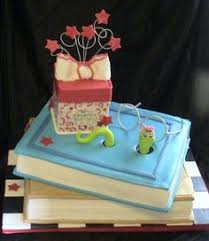 happy birthday book are these book cakes two of our favorite things books and cake