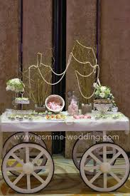 Wedding Sweet Corner Decoration By Jasmine Wedding Organizer For