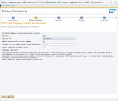 quickstart manual installation of single instance sap hana on