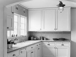 White Galley Kitchens Black And White Galley Kitchen The Most Impressive Home Design