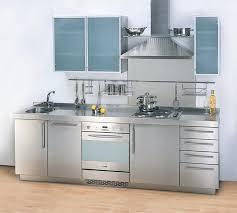 stainless steel kitchen cabinet doors stainless steel kitchen cabinets khoado co