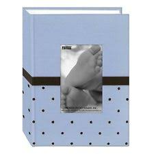 Pioneer 4x6 Photo Albums Pioneer 4x6 Baby Embroidered Fabric Frame Photo Album Ebay