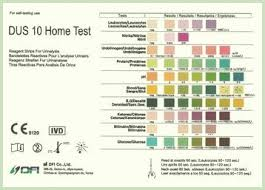 test std azo uti bandelettes de test test d urine verser std absorbuit