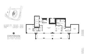 continuum ii north tower luxury condo af real estate