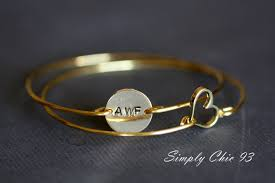 personalized bangles collection of personalized bangles for weddings