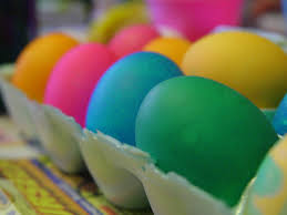 boiling eggs for easter dying henry loved coloring eggs tonight will up more boxes post