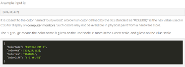 ugliest color hex code github ayushoriginal optimized rgb to colorname this api gives