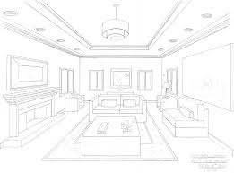 living room 26 buildings and architecture u2013 printable coloring