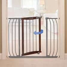Summer Infant Banister Gate Summer Infant Walk Thru Anywhere Decorative Baby Gate Wood And
