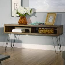 wood hairpin media stand world market