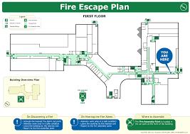 fire escape plans fire emergency evacuation plans