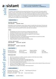 Resume Sample For Retail Sales by Retail Resume Example Resume Example Retail Resume Examples