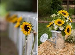 sunflower wedding decorations sunflower wedding decorations new 23 bright sunflower wedding