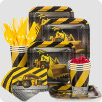 construction party supplies construction zone party supplies decorations and ideas