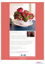 Floral Arrangement Supplies by Studiowed Atlanta 2011 April