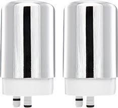 Britta Faucet Filter Brita Chrome Faucet Filters 2 Pack 42618 Best Buy