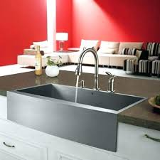 Drop In Farmhouse Kitchen Sink Drop In Farmhouse Sink Large Size Of Other Drop In Apron Front
