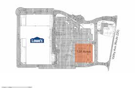 roanoke va lowes outparcel retail space for sale the shopping