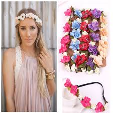 bohemian hair accessories bohemian hair style promotion shop for promotional bohemian hair