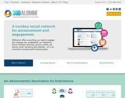 alumni network software top alumni management software reviews 2018