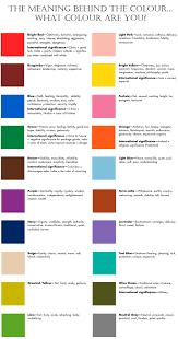 colour meaning the meaning of colours color wheels color charts color