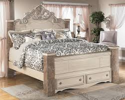 Bedroom Contemporary Queen Bed In A Bag Ashley Home Furniture