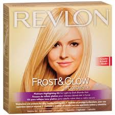 silver hair frosting kit revlon frost glow highlighting kit reviews