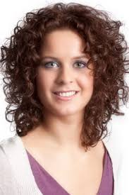 sensational medium length curly hairstyle for thick hair fave