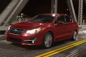 used 2016 subaru impreza sedan pricing for sale edmunds