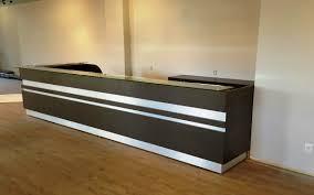 Glass Reception Desk Reception Desks David Office Furniture Manufacturing