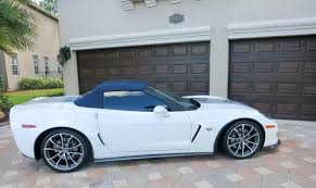 corvette 2013 for sale fs 2013 chevrolet corvette 427 convertible 60th anniversary