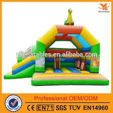 toy story giant pvc tarpaulin inflatable combo dinosaur family
