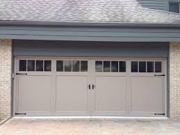 Overhead Door Michigan 18 X 7 C H I Garage Door Model 5331 Color Sandstone