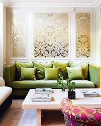 wallpaper livingroom 30 and chic living rooms with damask wallpaper rilane