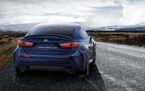 lexus rc f coupe excellent renderings of the lexus rc f coupe lexus enthusiast