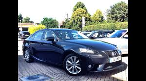 lexus is300h cvt lexus is 300 2 5 luxury e cvt for sale at cmc cars near brighton