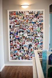 hanging posters without frames bender photo collage i used a 4 u0027 x 6 u0027 canvas with 12