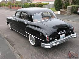 classic american cars 1951 de soto custom sedan classic american car