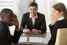 for a job interview 9 things you say in a job interview that will disqualify you for