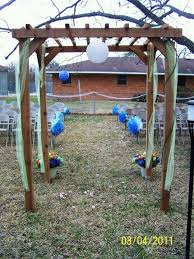 wedding arbor used 16 best wedding arbor ideas images on arbor ideas