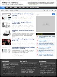 jurnalistik seo optimized fast loading blogger template u2013 softdews