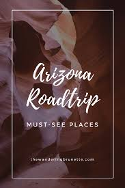 Arizona travel itinerary images An arizona weekend roadtrip travel itinerary the wandering brunette png
