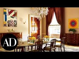 house architectural a look inside the obama white house architectural digest