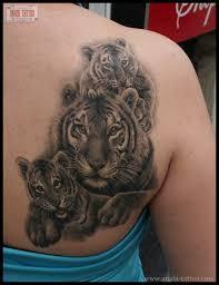 26 best tattoos images on pinterest tiger print tattoos woman