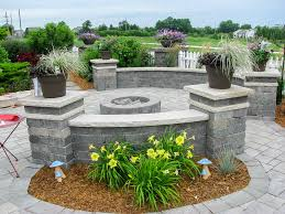 Patio Retaining Wall Pictures Retaining Walls Landscaping Design Forever Green Iowa