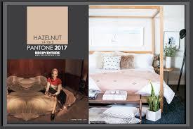 hazelnut decoventure colors pinterest pantone interior