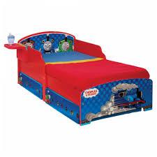 thomas the tank engine toddler train bed big w