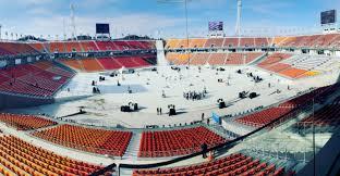 the 2018 winter olympics stadium that cost 100 million to build