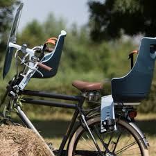 siège vélo bébé bobike exclusive mini siège vélo enfant bleu pour l avant